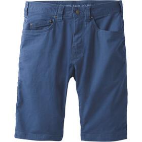 "Prana Bronson Shorts 9"" Inseam Herr equinox blue"